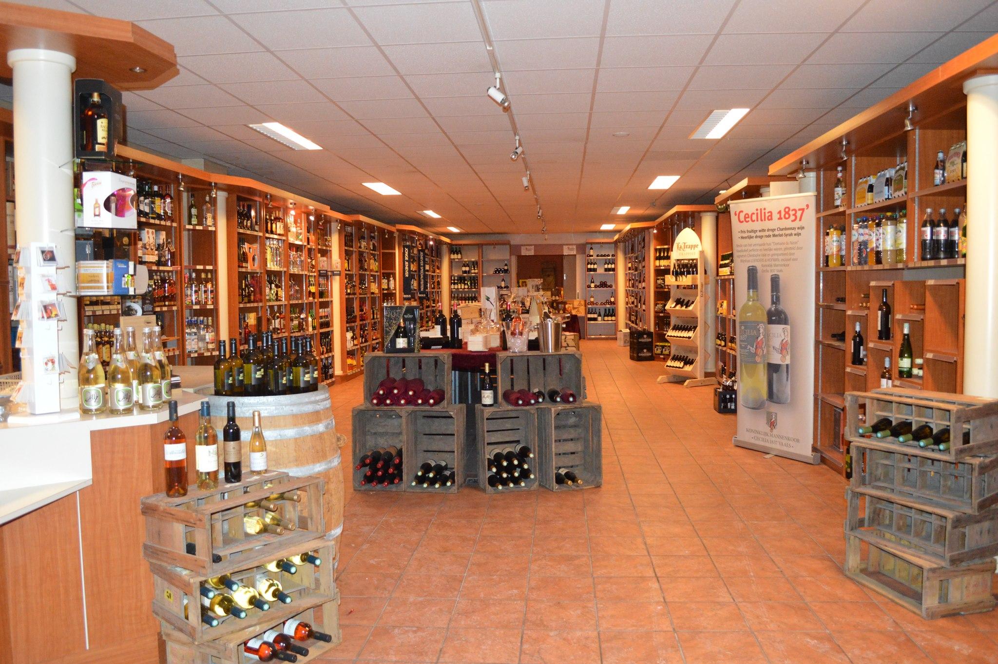 Slijterij en Wijnhandel Gouders